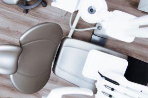 Beratungsgespräch beim Zahnarzt